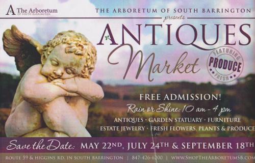 Barrington Antique Market
