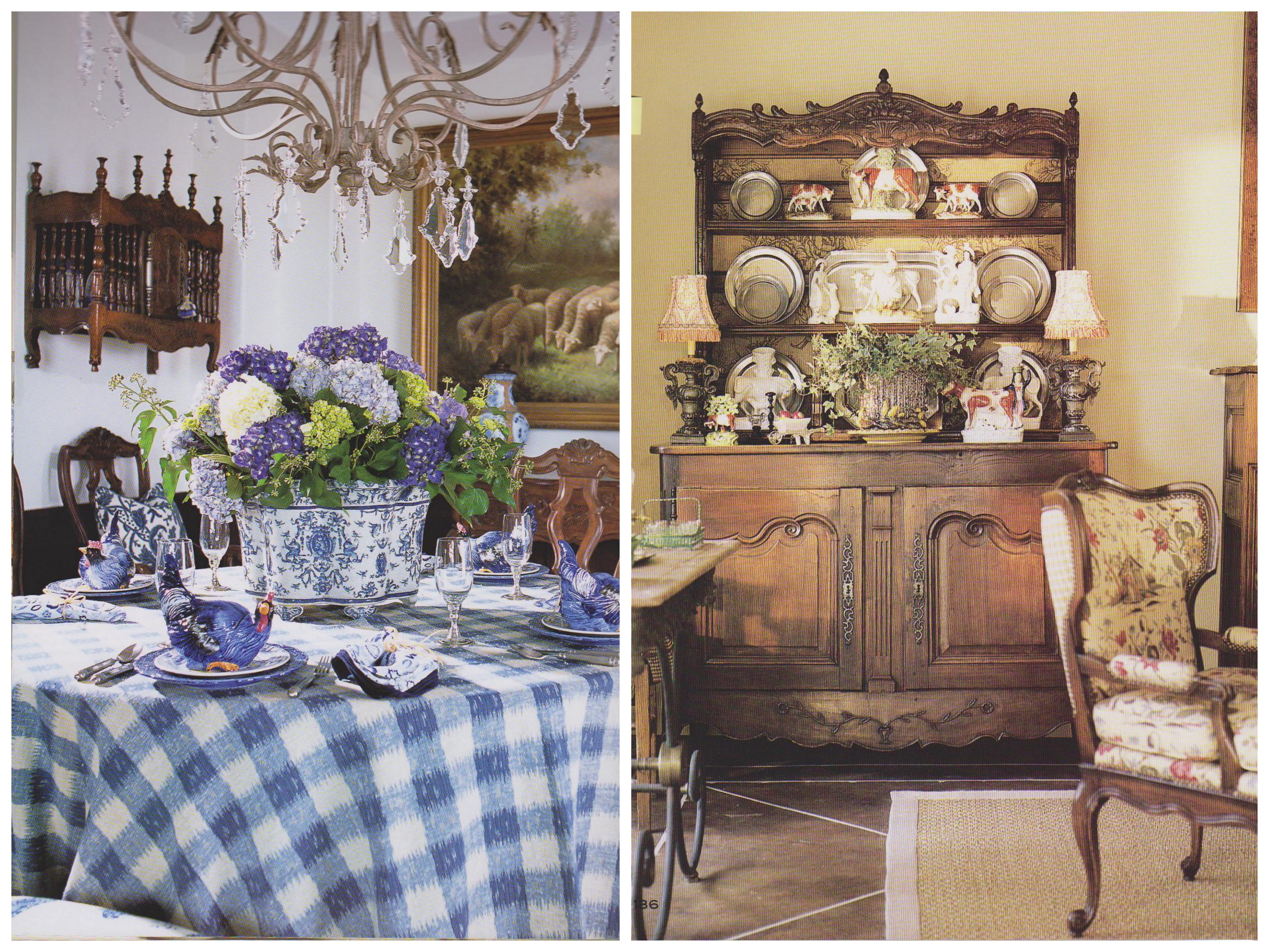 Charles Faudree French Country Decorating: I'm Still In It—No More.