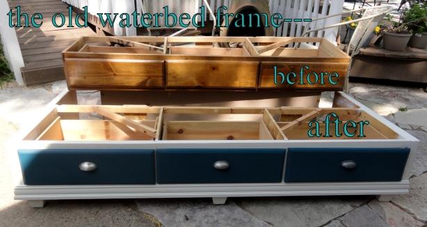 Diy Wood Waterbed Frame Download Simple Wood Lathe