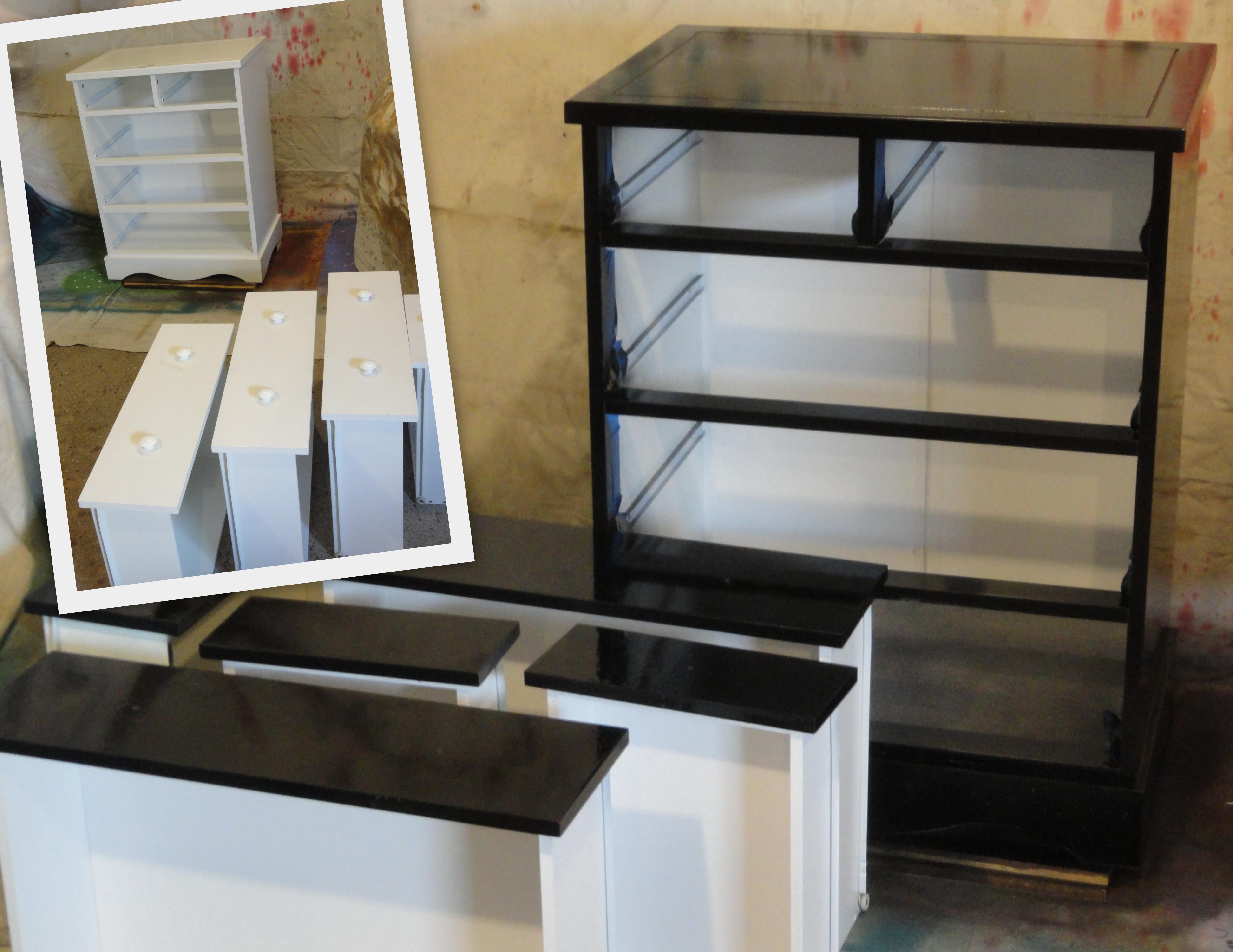 build a simple dresser
