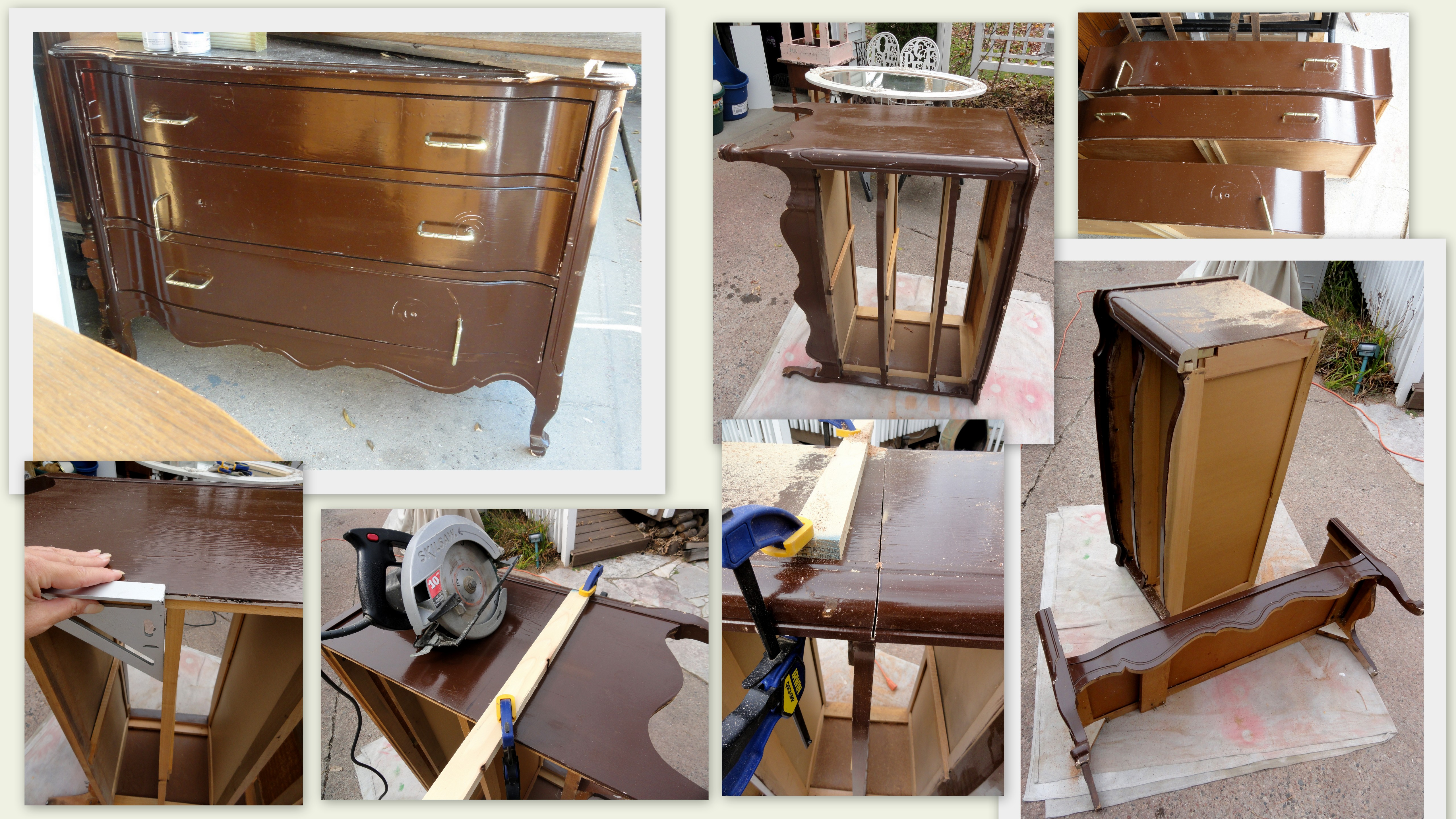 heirloom dresser plans