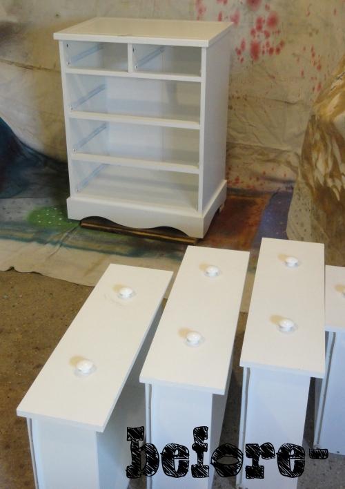 Brody's dresser--before
