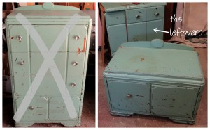 Joe's dresser