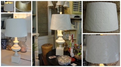 my 1/2 price lamp~