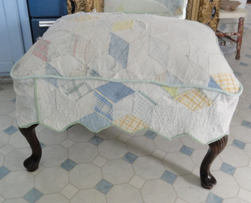 my quilted cUrBie!