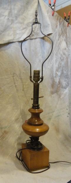 my $2.50 price lamp!