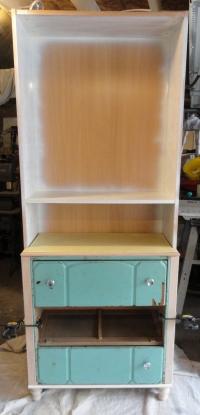 Aleigha's bookcase-dresser