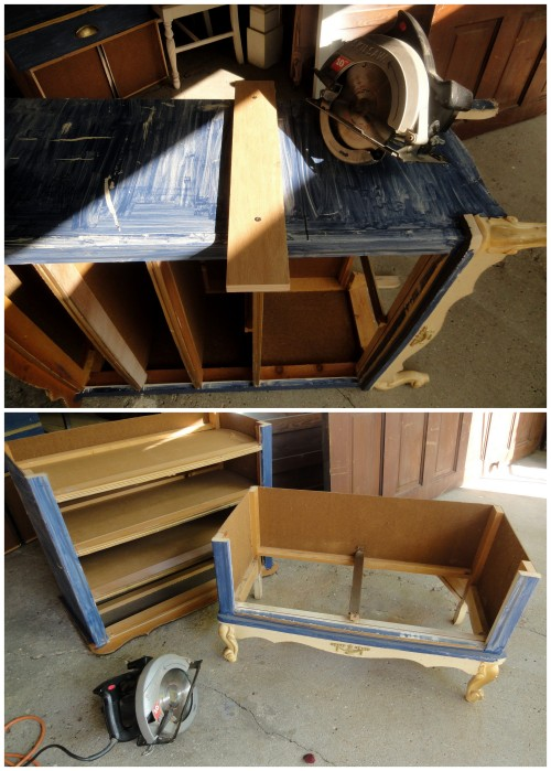 another Craig's list dresser--