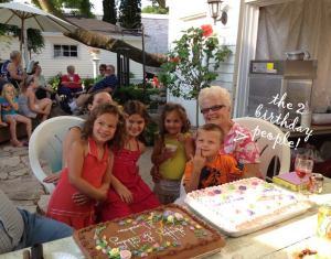 the birthday people!