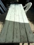 """the new """"farm table!"""""""