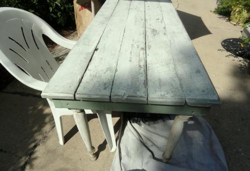 """the new """"farm table"""""""