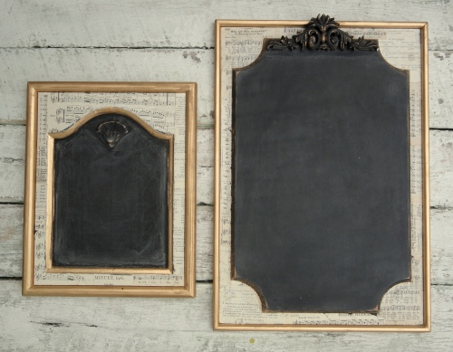 2 more chalkboards!
