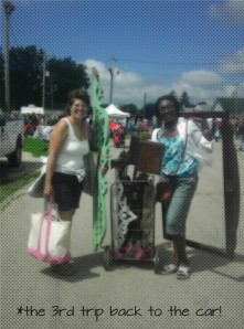 Elkhorn flea market!