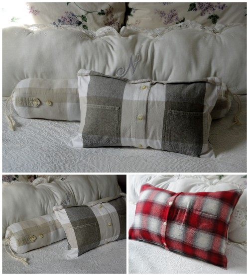 shirt pillows-