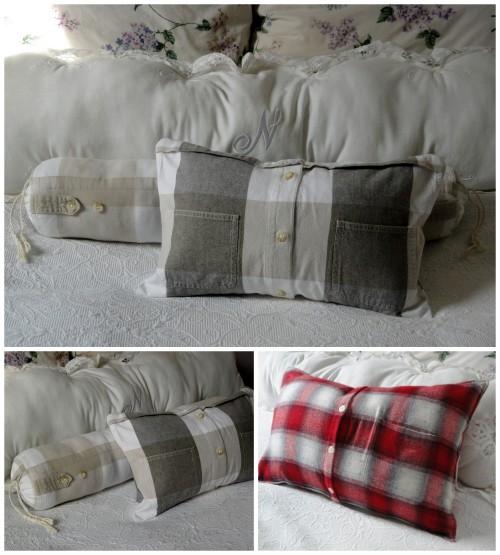 shirt pillows-