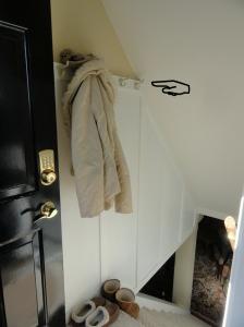 mom's back hallway--