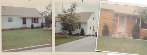 the changes to mom's house