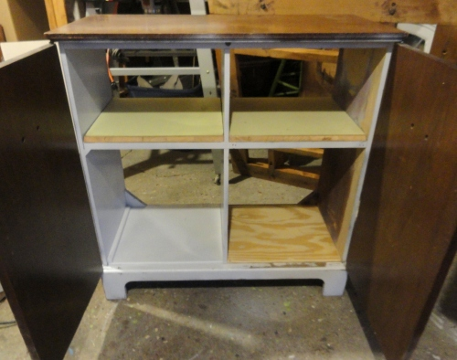 the Craig's list bonus cabinet