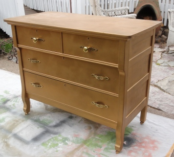 one of the Great Aunties' dressers--