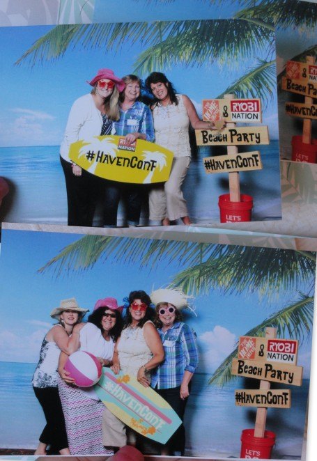 the Ryobi Beach Party!