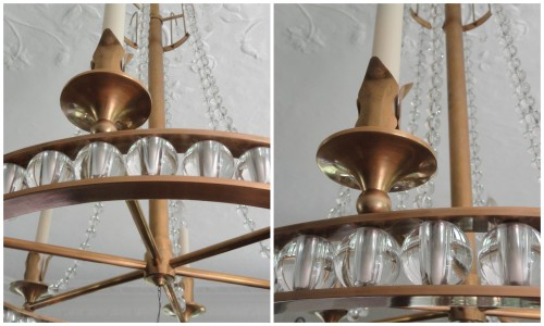 the inspiration chandelier--
