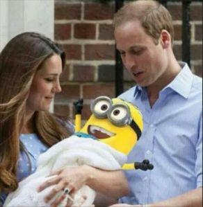 Prince George's b-day!