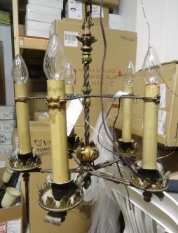 Kristen's chandeliers--
