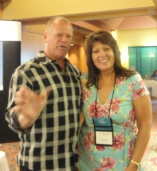 meeting Mike Holmes at Haven!