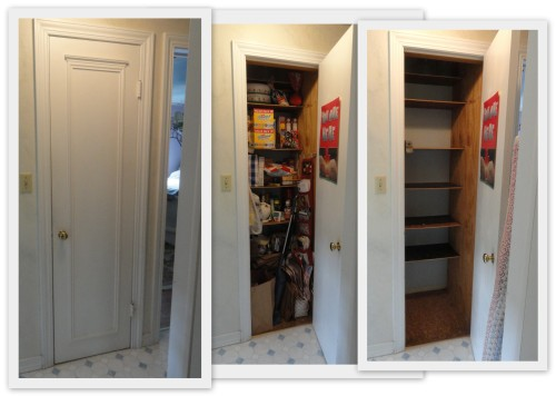 the hall closet