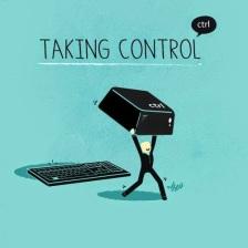 taking control--