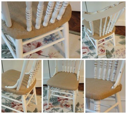 the curbie farm table chair--