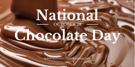 national chocolate day!
