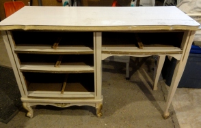 a French Provincial desk