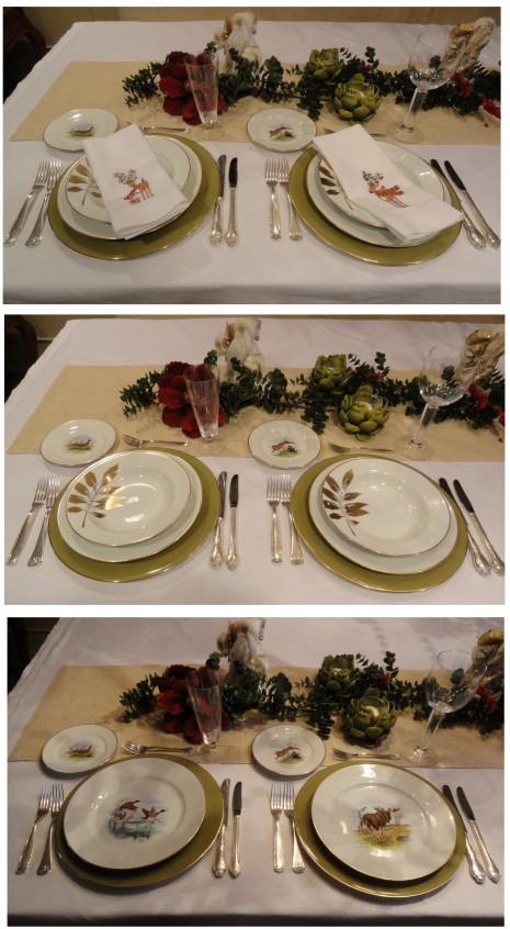 A pre-Christmas dinner party!