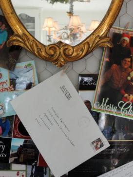 Marvin's Christmas card--!
