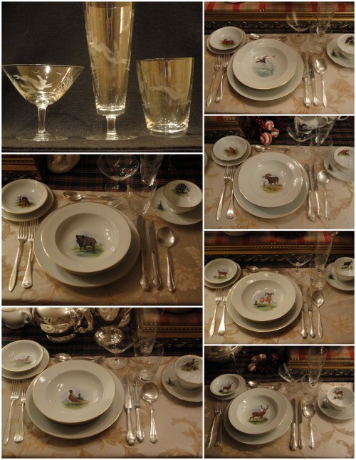 some of the Rosenthal china place setting designs
