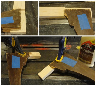 creating a HALF-LAP joint