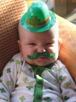 someone's Irish--kiss 'em!