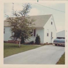 Mom's house 1961