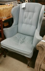 my next project will involve parts of this ugly chair!
