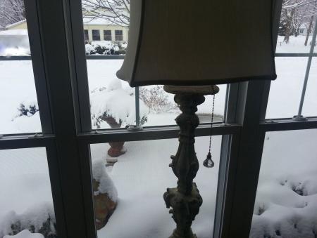 January '16 snow storm
