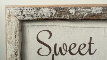 my Sweet Tea served here sign project-