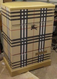 My BURBERRY Dresser!