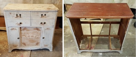 the Curbie cabinet-