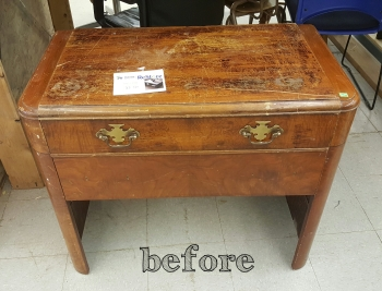 saving a ReStore piece!