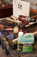 -tools of this job!