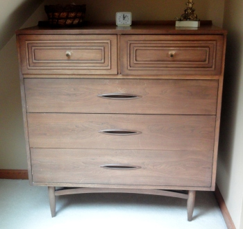 Judy's dresser- BEFORE