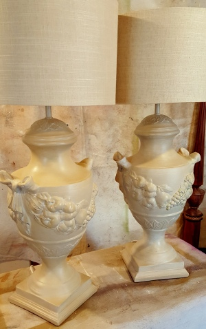 REfreshed lamps!