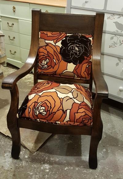 Marie's chair-