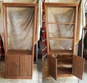 CL Bookcase facelift